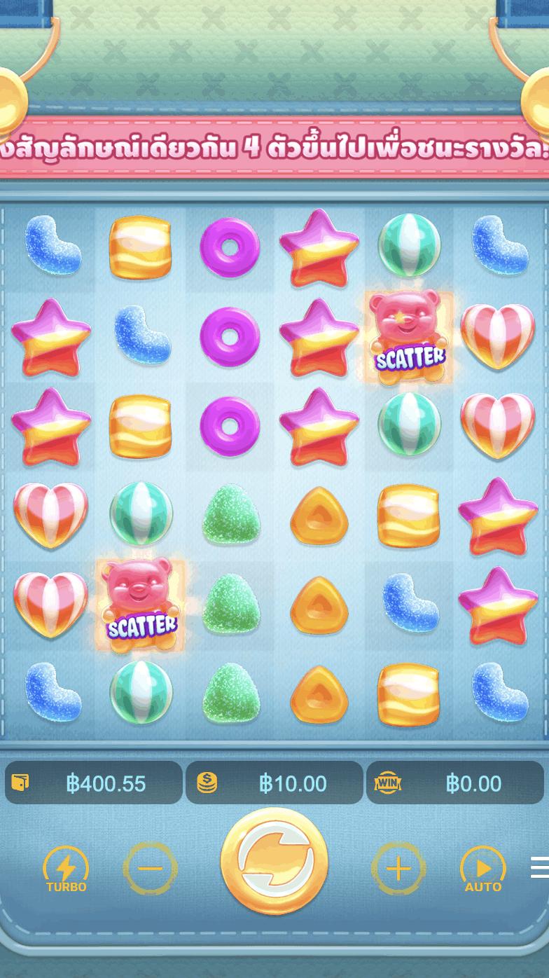 Candy Burst pg slot สมัคร