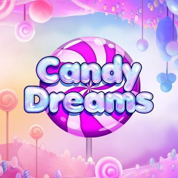CANDY DREAMS evoplay เครดิตฟรี สล็อต PG Slot