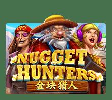 สล็อต xo Nugget Hunters slotxo