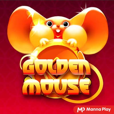 GOLDEN MOUSE Mannaplay สล็อต PG SLOT