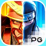Ninja vs Samurai PG Slot สล็อต PG พีจีสล็อต